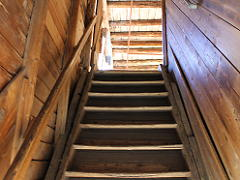 ベルゲンの世界遺産ブリッゲンの階段