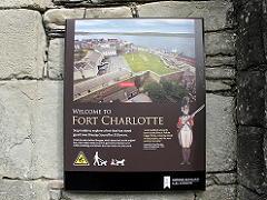 ラーウィックのシャーロット砦
