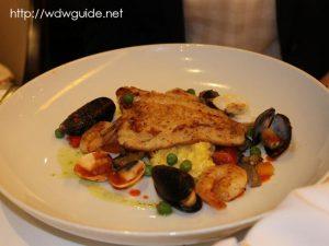 Seared Kingfish