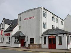 ポートリーのroyal hotel