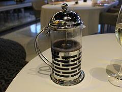ルシルクのコーヒー