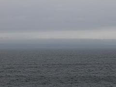 ザイデルダムから見た海