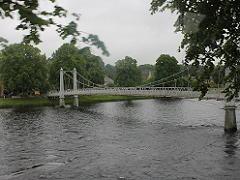 スコットランドのネス川