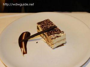 Warm Flourless Chocolate Cake