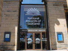 スコットランド国立公文書館