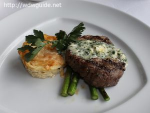 Beef Tenderloin with Oregon Blue Cheese
