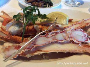 Steamed Alaska King Crab Legs