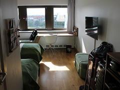 スカンデック コペンハーゲン室内
