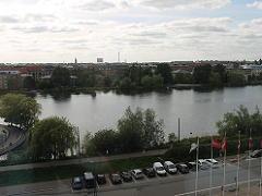 スカンデック コペンハーゲンからの風景