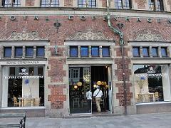 ロイヤル・コペンハーゲンの本店