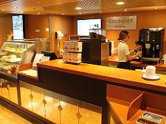 ザイデルダムのEXLORATIONS CAFE
