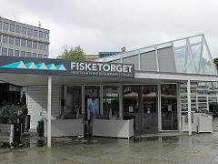 スタヴァンゲルの魚市場