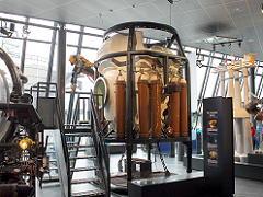 ノルウェー石油博物館の展示物