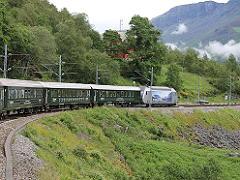 ノルウェーフロム鉄道