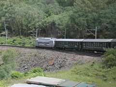 フロム鉄道からの風景