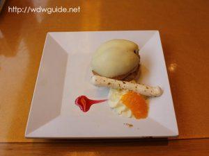 ザイデルダムのリドのデザート