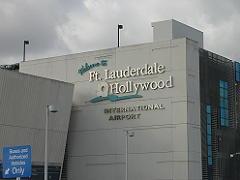 フォートローダーデール空港