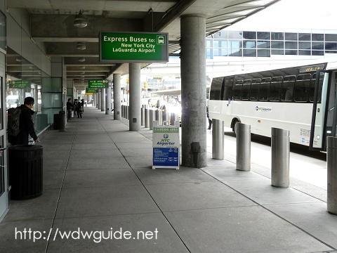 ニューヨーク(JFK)空港
