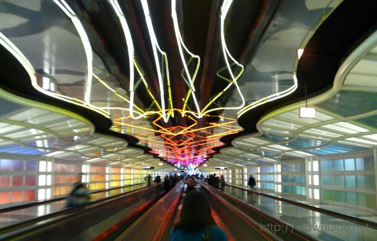 【シカゴ・オヘア国際空港での乗り継ぎ方法】シカゴ・オヘア国際空港を経由して成田へ