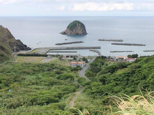 奄美大島の今里集落