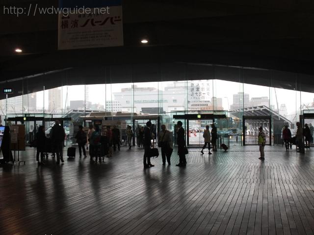 横浜港・大桟橋