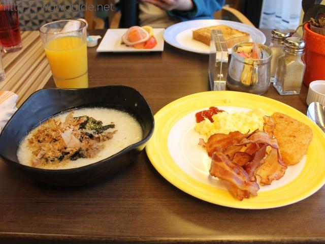 フォーレンダムのリドでの最後の朝食