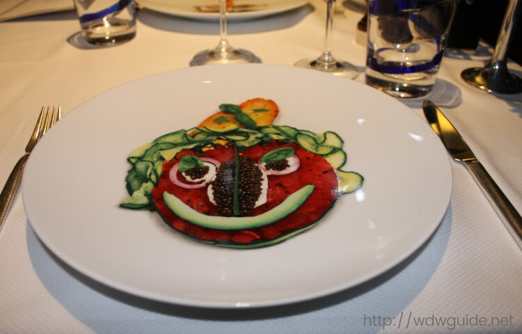 Rudi's Sel de Mer(ルディズ セルドゥメール)_ Dinner | ホーランドアメリカ フレンチレストラン