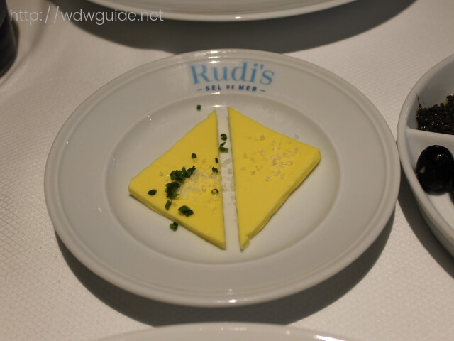 ルディズ セルドゥメールのバター