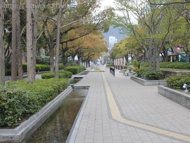 神戸フラワーロード