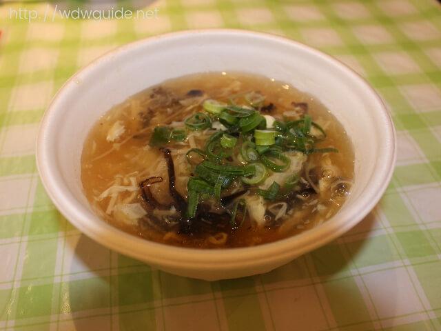 神戸南京町で食べたふかひれラーメン