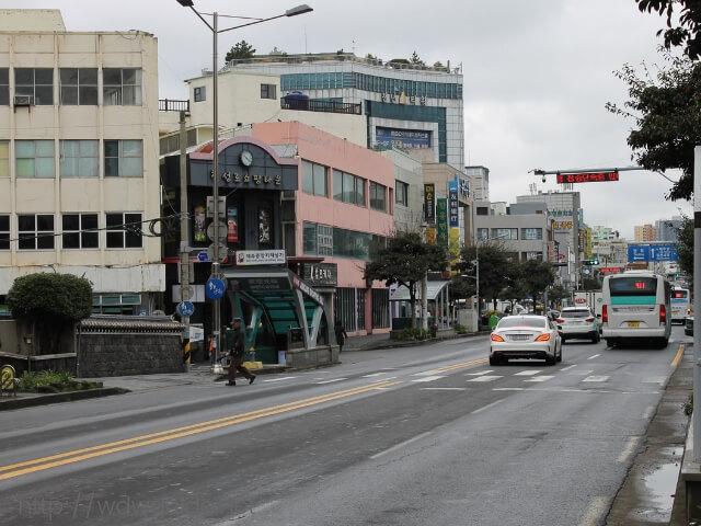 韓国済州島