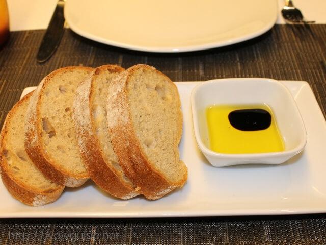 ウエステルダムのカナレットで出たパン