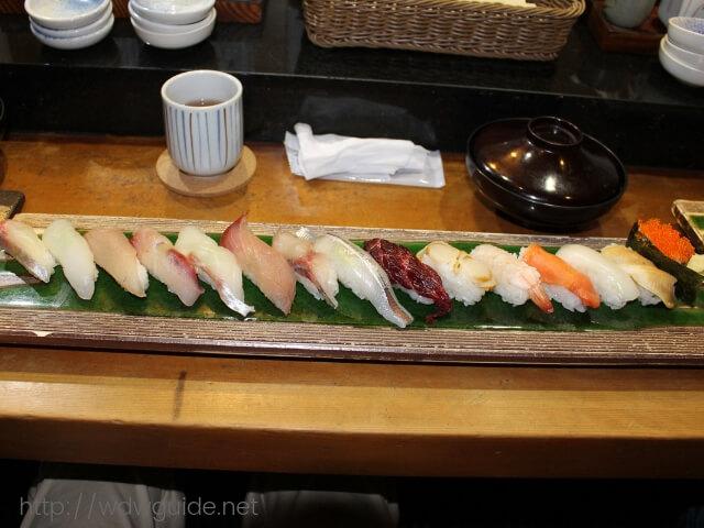 長崎魚たつのランチ