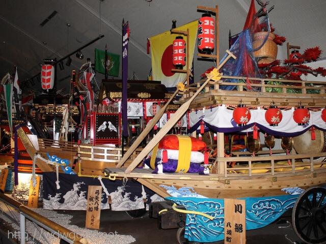長崎のグラバー園内にある長崎伝統芸能館