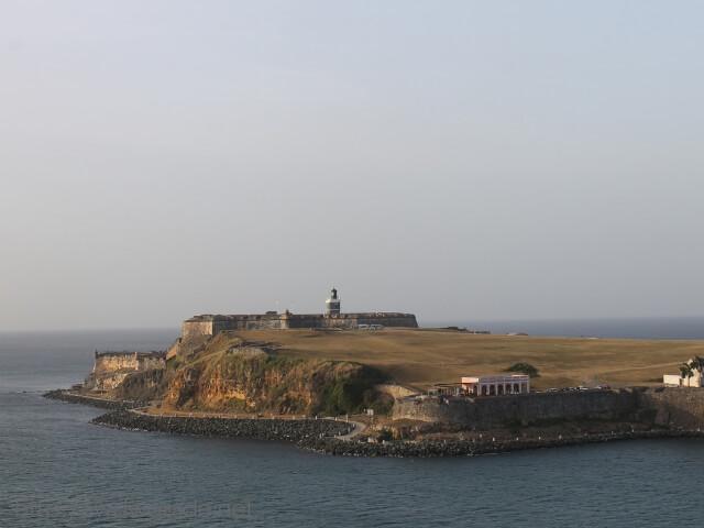 サンフアンのサン・フェリペ・デル・モロ(エルモロ)要塞