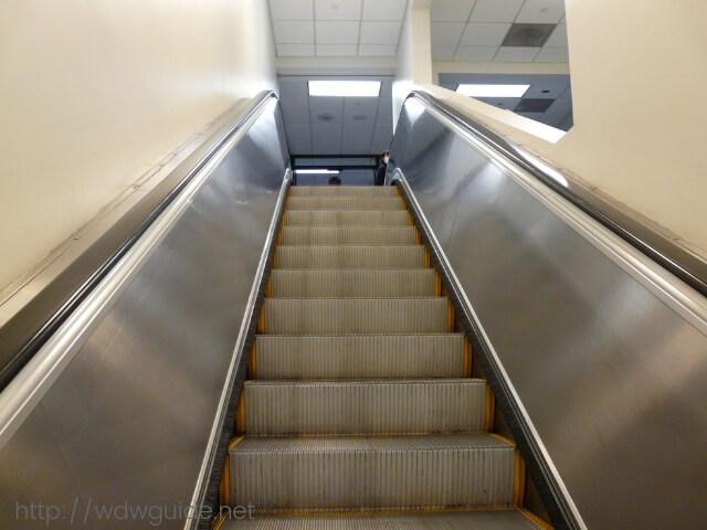 ワシントンダレス国際空港(IAD)のエレベーター