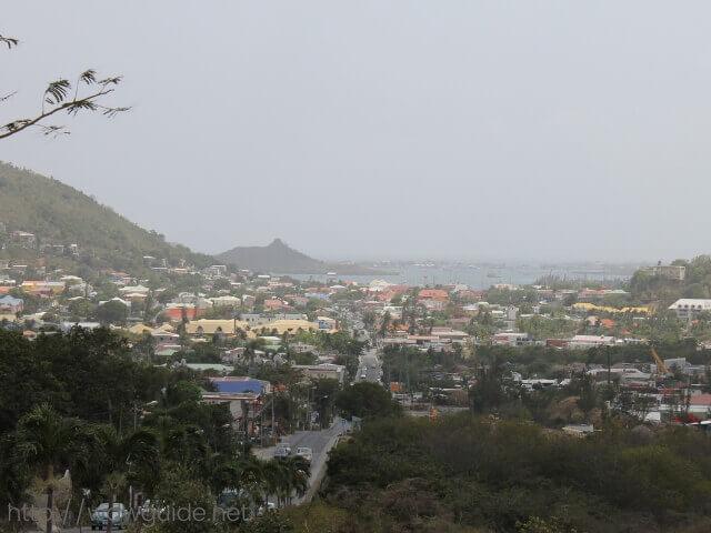 東カリブ海のセントマーチン