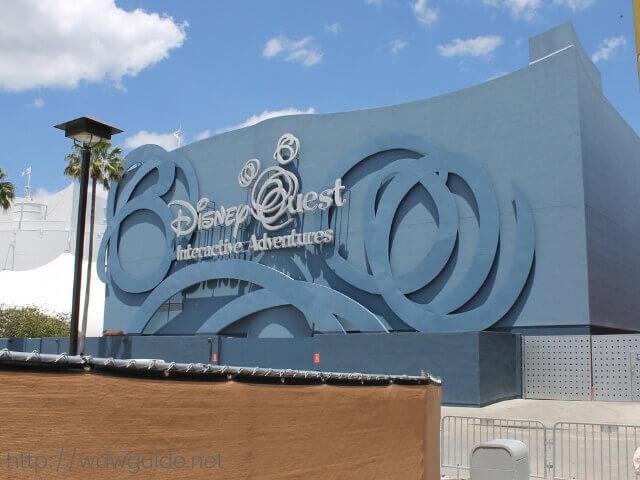 Walt Disney World (WDW)のダウンタウンディズニー(DTD)