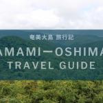 奄美大島旅行記