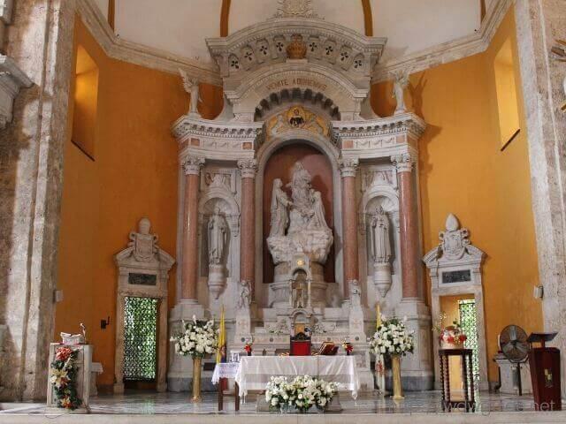 カルタヘナのサント・ドミンゴ教会