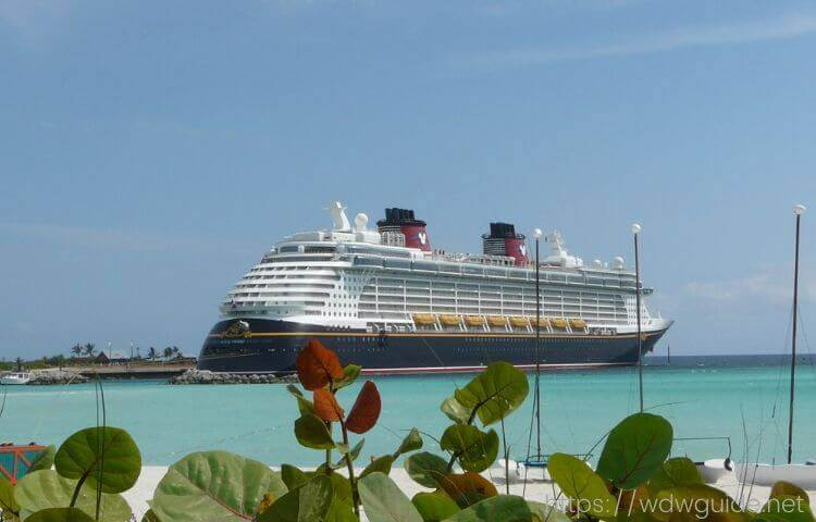 晴れなのに抜港?ディズニーファンタジーで行く西カリブ海クルーズ旅行記