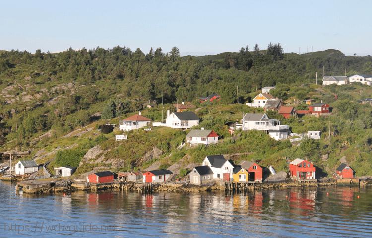 ノルウェー・ベルゲン