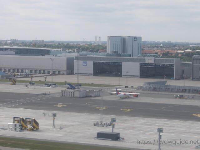 コペンハーゲン カストロップ空港