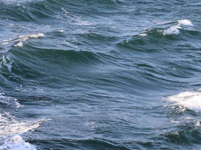 波立つ海でも船酔いしない方法