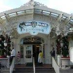 ウォルトディズニーワールドのマジックキングダムのレストラン