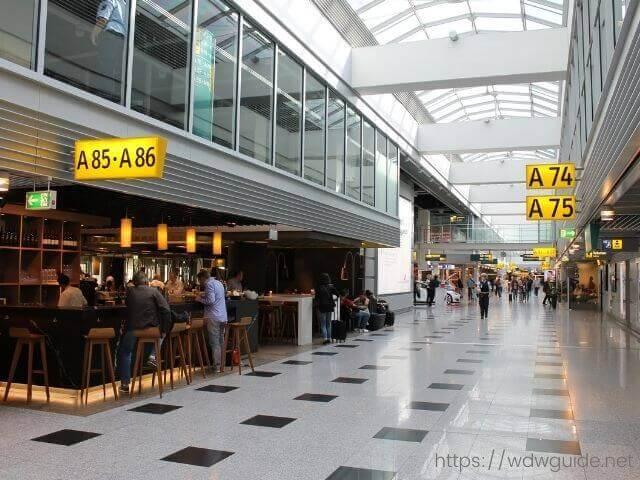 デュッセルドルフ国際空港