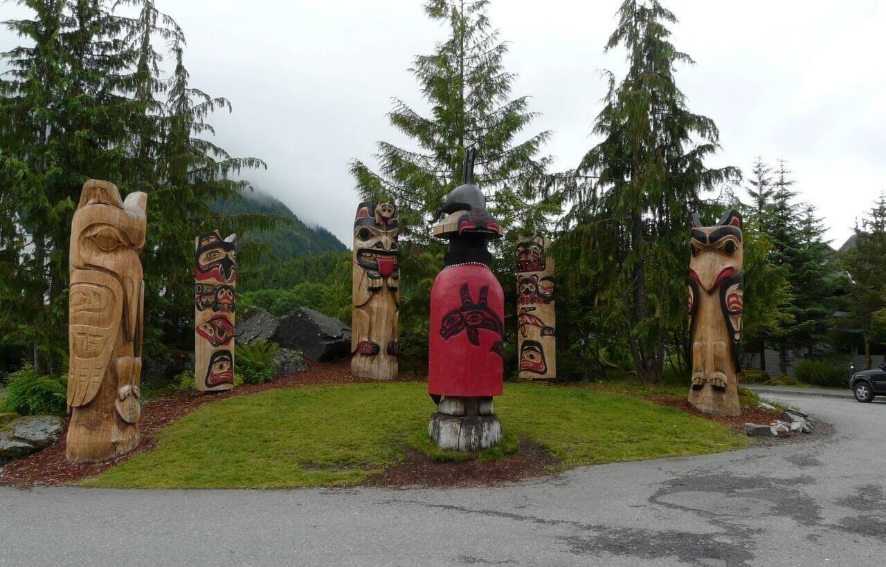 アラスカ・ケチカンのケープフォックスロッジ