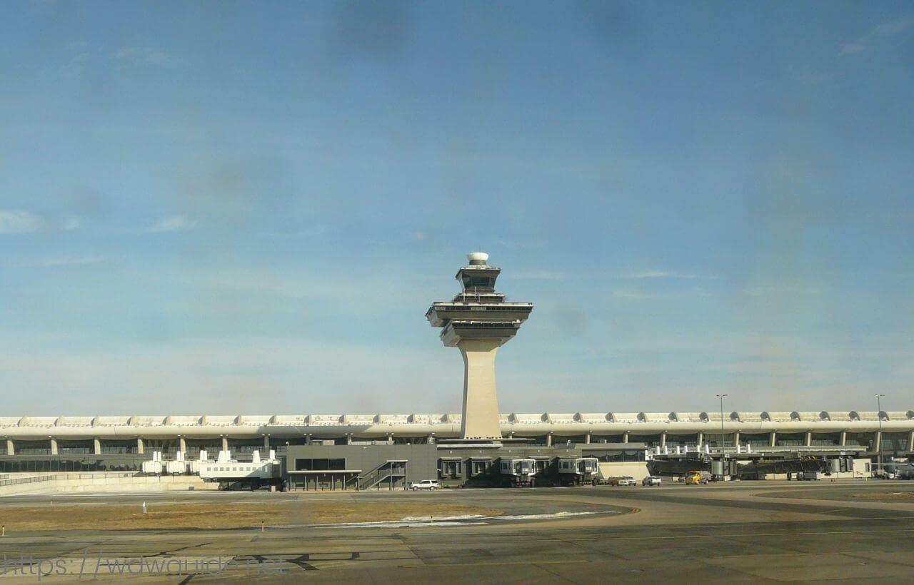 ワシントンダレス国際空港