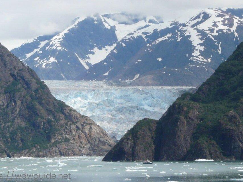 ディズニークルーズで行くアラスカクルーズ旅行記ブログ