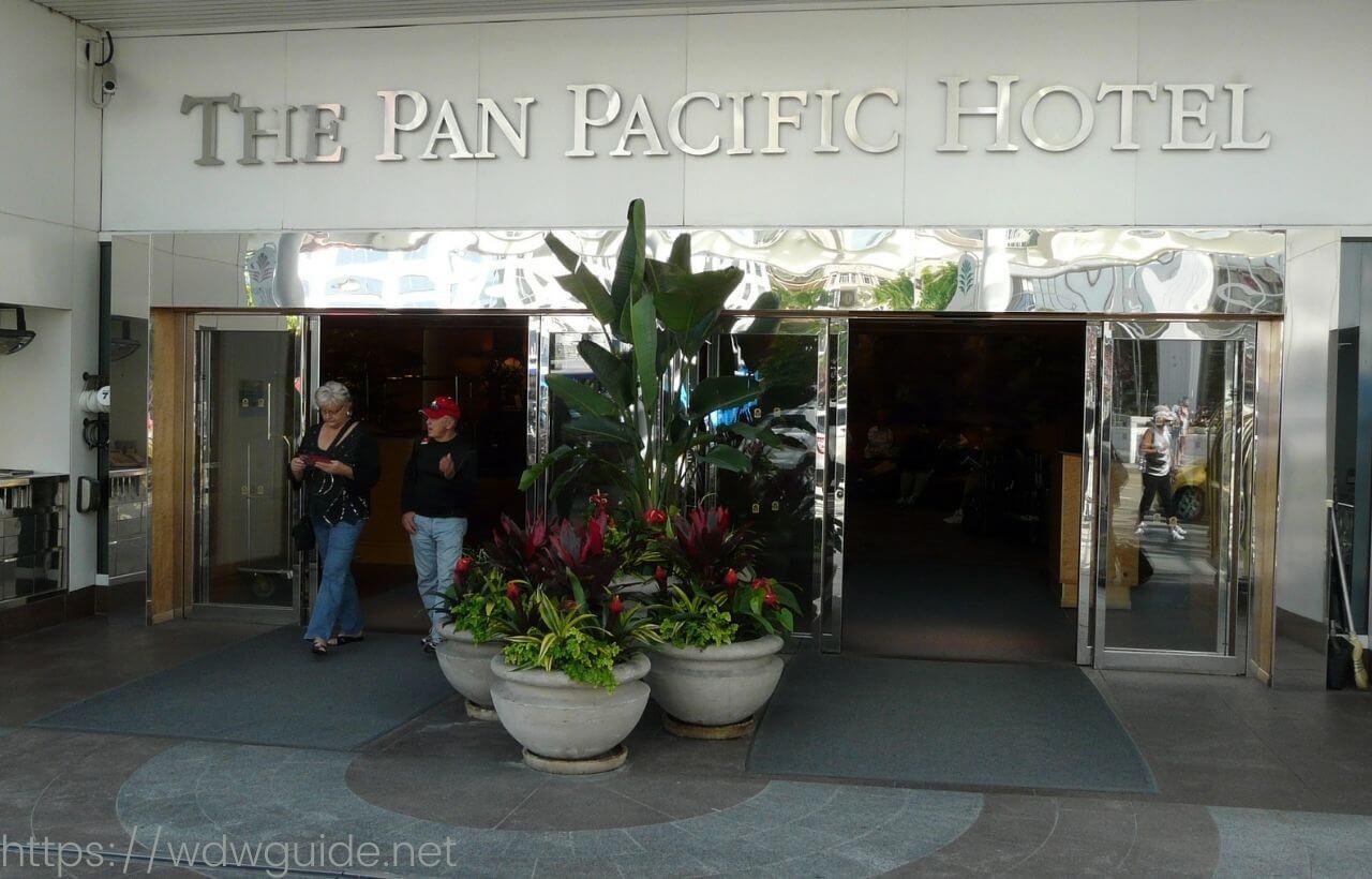 パン パシフィック バンクーバー ホテル